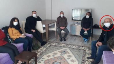 Necmettin Öğretmeni şehit eden teröriste taziyeye gitmişlerdi! O HDP'liler için harekete geçildi...