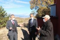 Tosya'da KÖYDES Çalışmaları Bir Bir Tamamlanıyor