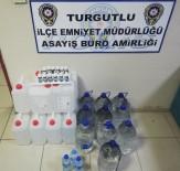 Turgutlu Emniyetinden Kaçak İçki Operasyonu