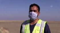 Yozgat Havalimanı'nda Altyapı Çalışmalarının Yüzde 65'İ Tamamlandı