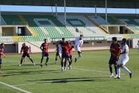 Çarşambaspor, İçel İdman Yurdu'na 1-0 Mağlup Oldu