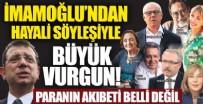 ERTUĞRUL ÖZKÖK - CHP'li Ekrem İmamoğlu'ndan hayali söyleşiyle milyonluk vurgun!