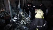 Galip Öztürk'ün Yeğeninin Yazlık Evinde Yangın Açıklaması Damatları Öldü