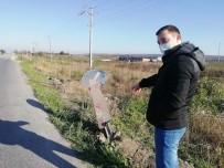 Manyas'ta Motosiklet Kazası Açıklaması 1 Ölü