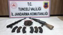 Tunceli'de 1 Sığınak İmha Edildi, Silahlar Ve Mühimmat Ele Geçirildi
