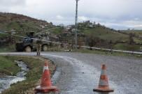 Tunceli'de Bir Köy İkinci Kez Karantina Altına Alındı