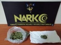 Turgutlu'da Uyuşturucu Operasyonu