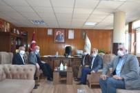 Başkan Kurt İlçe Belediyelerini Ziyaret Etti