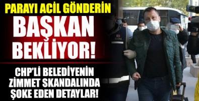 CHP'li Menemen Belediyesi'ndeki zimmet skandalının detayları belli oldu! ' Acil ödeyin başkan para bekliyor'