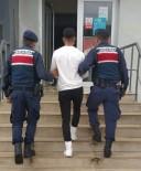 4 Yıl 10 Ay Hapis Cezası Bulunan Şahıs Jandarma Tarafından Yakalandı