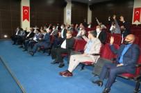 Akçakale'de Belediyesi Meclis Toplantısı Yapıldı
