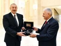 CELAL ADAN - Binali Yıldırım Karabağ'ın kalbi olan Şuşa kentini sordu, İlham Aliyev...