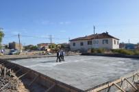 Bünyan Belediyesi Taziye Evi Ve Çok Amaçlı Salon Yapıyor