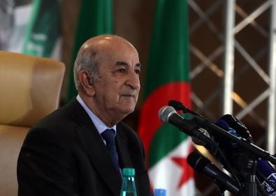 Almanya'da 1 Aydır Korona Tedavisi Gören Cezayir Cumhurbaşkanı Tebboune Taburcu Edildi