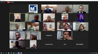 Antalya SMMM Odası'ndan Web Konferans