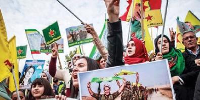 Avrupa başkentlerinin Kandil'den farkı yok! PKK'nın Avrupa'da 593 üssü, 68 medyası var