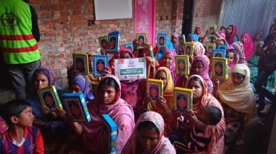Bangladeş'te 'İkinci Abdül Hamit Han' Kur'an Kursu Açıldı