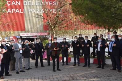 Çan'da 30 Kasım Dünya Şoförler Günü Kutlandı