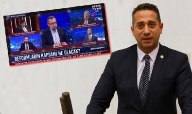 CHP'li Ali Mahir Başarır'ın TSK'yı hedef alan açıklamalarına İYİ Parti'den destek