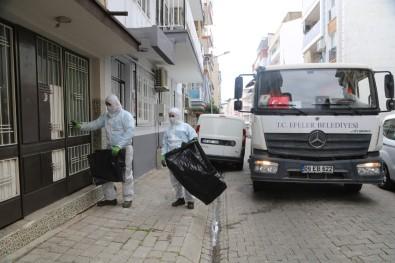 Efeler Belediyesi, Karantinadaki Vatandaşların Yardımına Koşuyor
