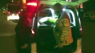 İstanbul'da Uyuşturucu Madde Etkisinde Araç Kullanan 25 Kişiye Ceza Kesildi