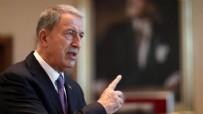 ALPASLAN KAVAKLIOĞLU - Milli Savunma Bakanı Hulusi Akar'dan TSK'ya hakaret eden CHP'li vekile sert tepki