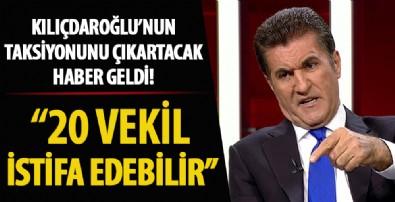 Mustafa Sarıgül'ün ekibi harekete geçti! Bomba iddia: CHP'li 20 vekil istifa edebilir