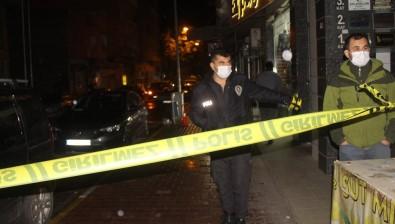 Sokak Ortasında Bacağından Vuruldu