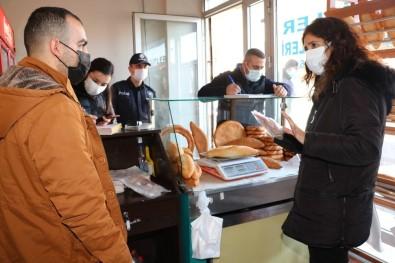 Sultanbeyli'de Fırınlarda Gramaj, Fiyat Ve Tarife Denetimi