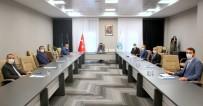 Üniversite Yönetiminde Korona Toplantısı