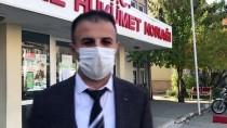Uşak'ta Kovid-19'U Yenen Zabıt Katibi Plazma Bağışçısı Oldu
