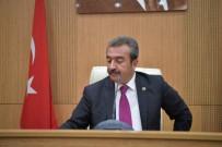 Başkan Çetin Açıklaması 'Projeye Aykırı İnşaata İzin Vermem'