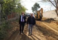 Başkan Çetin Akın'dan Arazi Yolu Müjdesi