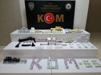 Samsun'da Kaçak İlaç Operasyonu Açıklaması 2 Gözaltı