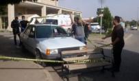 Şanlıurfa'da Otomobile Silahlı Saldırı Açıklaması 1 Ölü, 3 Yaralı