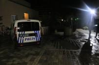 Site Otoparkında Silahlı Saldırıya Uğrayan Kişi Yaralandı