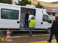 Ürgüp Belediyesi'nden İzmir'e Gıda Yardımı