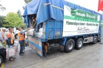Çarşamba Belediyesi'nden Deprem Bölgesine Yardım
