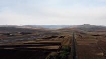 Erzurum Ve Ağrı'nın Yüksek Kesimleri Karla Kaplandı