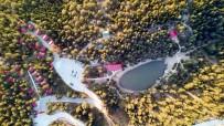 Limni Gölü Pandemide İnsanların Huzur Bulduğu Mekan Oldu