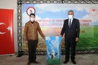 Samsun'da Çiftçilere 65 Bin 400 Kilo Yem Bitkisi Tohumu Dağıtıldı