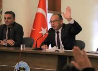 Turgutlu Belediye Meclisinde 'Doğal Afetlere Hazırlık' Oturumu