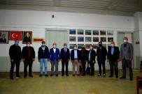 AK Parti'den Kaymakam Atasoy'a Ziyaret