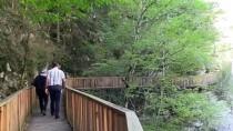 Horma Kanyonu'na Ziyaretçi İlgisi