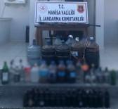 Manisa'da Jandarmadan Sahte İçki Operasyonu
