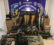 Şanlıurfa'da Kaçak Silah Operasyonunda 1 Gözaltı