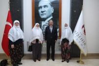 Vali Ayyıldız SARKOOP'lu Kadınları Ağırladı