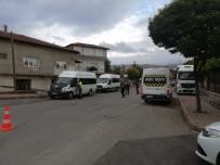 Yeşilhisar'da Korona Virüs Tedbirleri Kapsamında Toplu Taşıma Araçları Ve Öğrenci Servisleri Denetlendi
