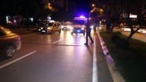 Adana'da Trafik Kazası Açıklaması 1 Yaralı
