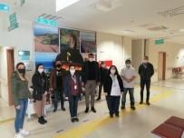 AK Partili Yöneticilerden Organ Bağışına Destek